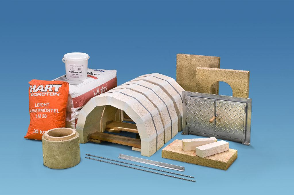 Backofen Set - HART Keramik