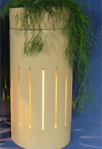 Pflanzengefäß von HART Keramik