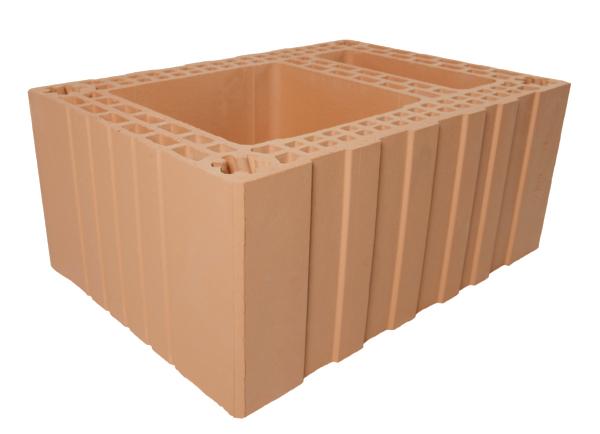 Ziegelmantelsteine - HART Keramik