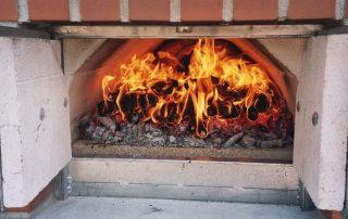 Backofen Feuer - HART Keramik