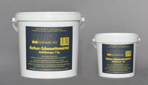 HART Keramik AG - Hafner Schamottemörtel