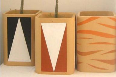 Pflanzengefäße HART Keramik