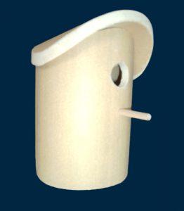 Meisenvilla - Vogelvilla, HART Keramik