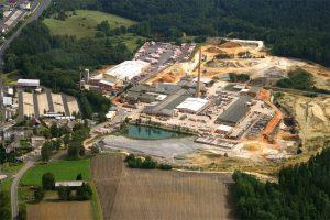 HART Keramik AG - Werke in Schirnding